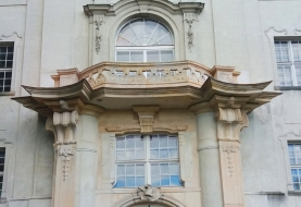 Balkon północny