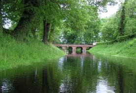 Fosa i most parkowy